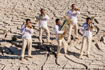 M5 Mexican Brass (Foto: Jerôme Direz)